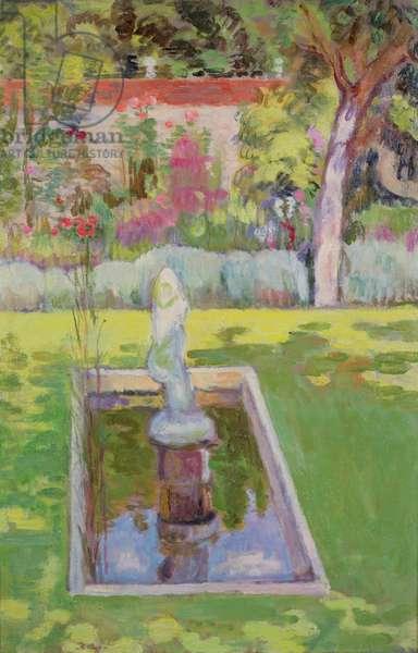 The Garden at Charleston, c.1945 (oil on canvas)
