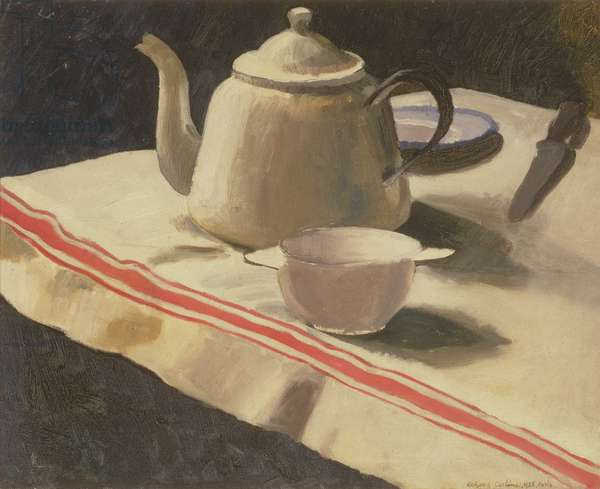 Still Life, Paris, 1925 (oil on canvas)