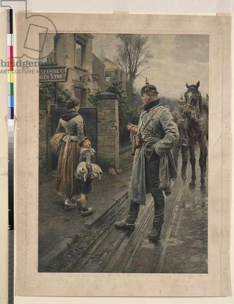 The Strongest, 1915 (photogravure)