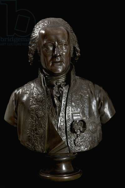 Bust of Jean-Etienne-Marie Portalis (bronze)