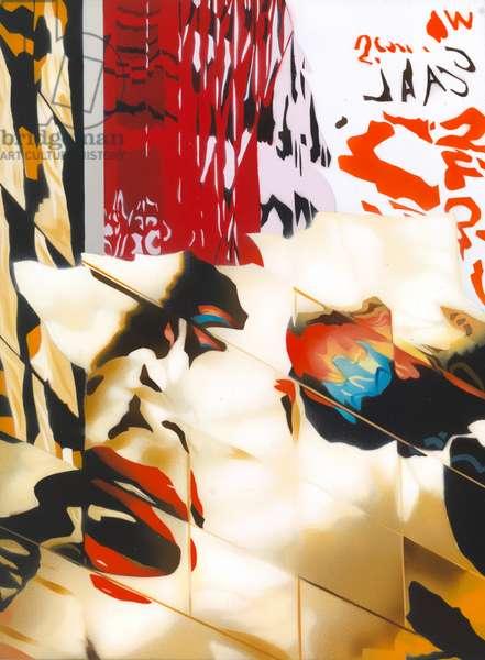Phoenix, 2015 (oil on canvas)