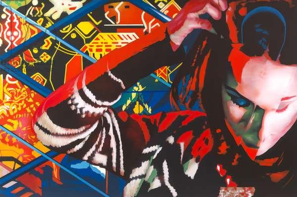 Consuella, 2014 (oil on canvas)