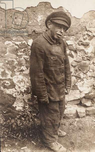Mental Patient, c.1904-18 (postcard)