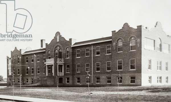 No.35 Mercy Hospital, Nampa, Idaho, USA (postcard)