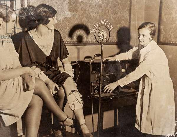 Emotion Detector, Philadelphia, PA, US, 1932 (silver gelatin print)