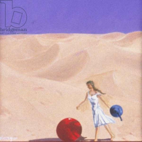 Ballobond (oil on canvas)