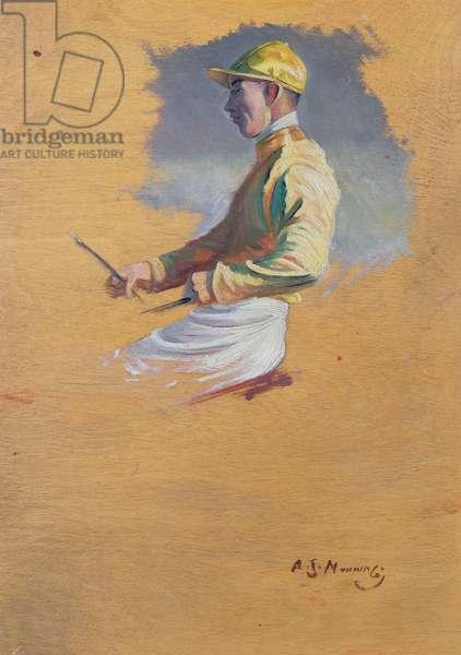 A Sketch of a Jockey (board)