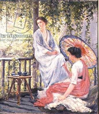 `A Chelsea Balcony', 1912