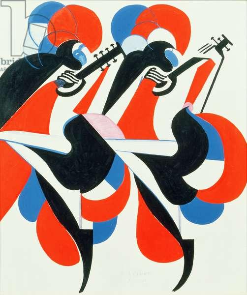 Dancing Musicians