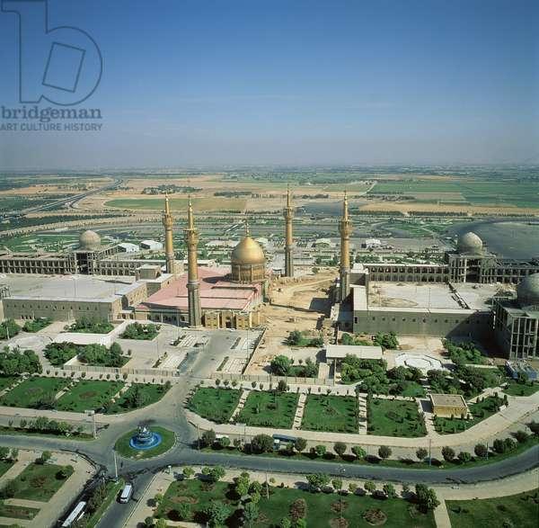 Ayatollah Ruhollah Khomeini's mausoleum while under construction (photo)