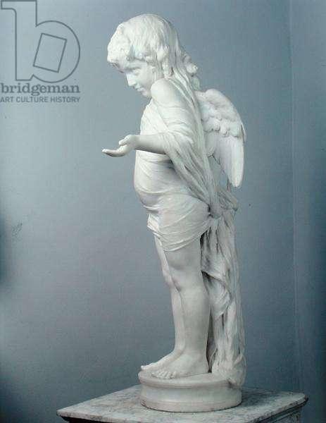 Beggar Cupid, 1887 (marble)