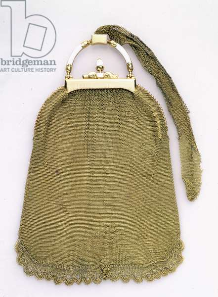 Lady's Bag, Vienna, early 20th century