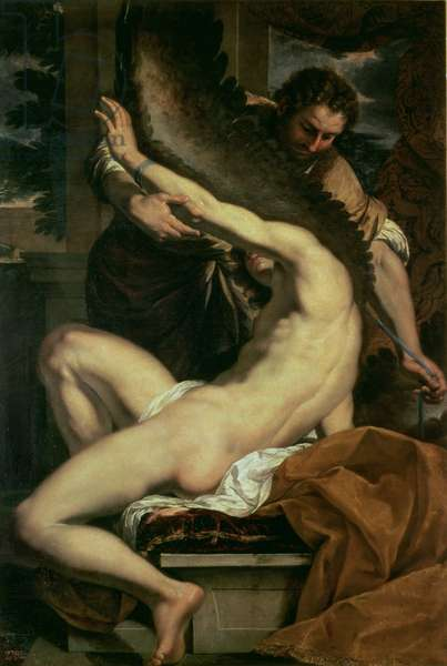 Daedalus and Icarus, 1642-6