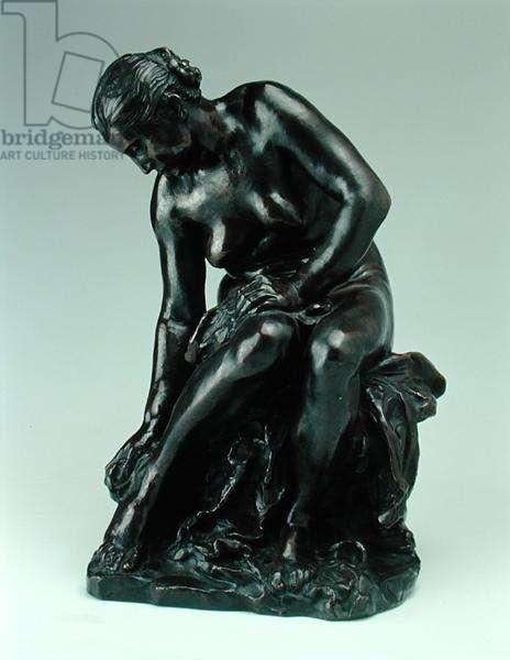 Bather, c.1890 (bronze)