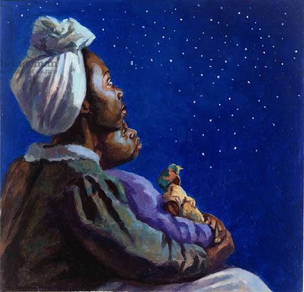Under the Midnight Blues, 2003 (oil on board)