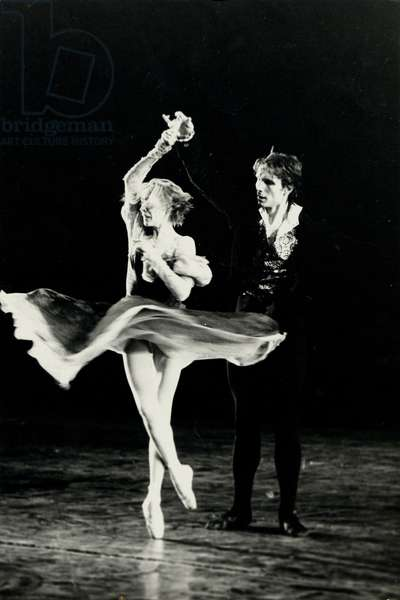 TCHAIKOVSKY- 'Eugene Onegin' (ballet) with Natalia MAKAROVA and Alexander SOMBART in Kirov production in Russia c