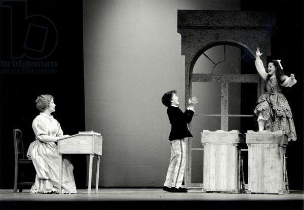 Benjamin BRITTEN - opera THE TURN OF THE SCREW Aldeburgh 1983