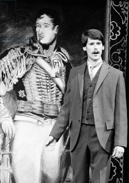 Benjamin Britten 's opera 'Owen Wingrave' with James Meek as 'Owen Wingrave'