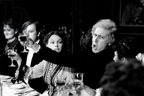 Benjamin Britten 's opera for television Owen Wingrave' Aldeburgh 1980