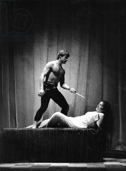 Benjamin BRITTEN  opera- RAPE OF LUCRETIA Aldeburgh 1987