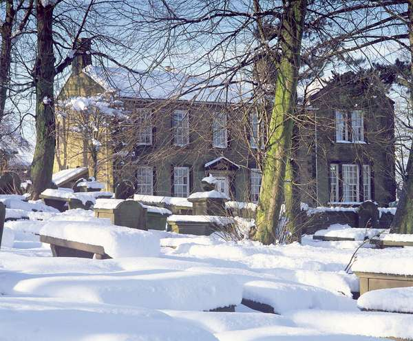 The Bronte Parsonage Museum, Haworth, Yorkshire (1778-79) (photo)