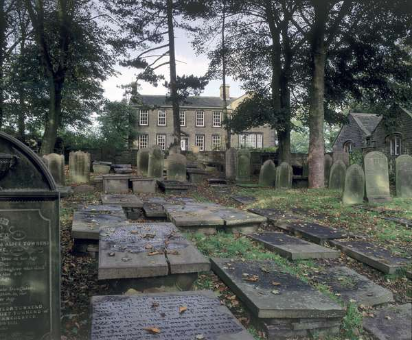 The Bronte Parsonage Museum, Haworth, Yorkshire (photo)