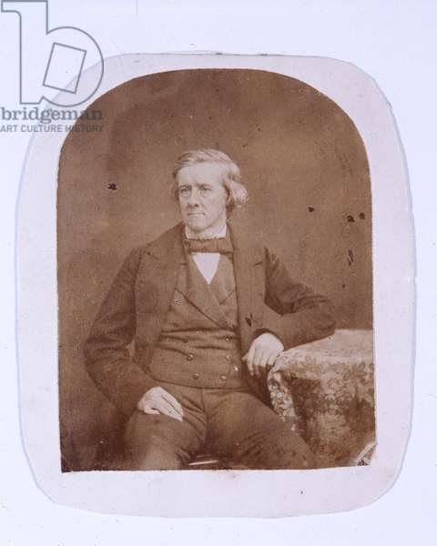 William Smith Williams (sepia photo)