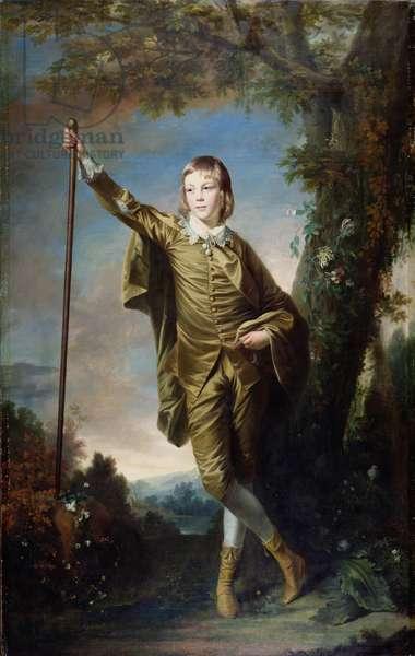 Master Thomas Lister (The Brown Boy), 1764