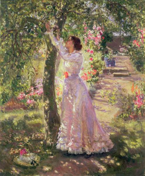 The Garden, c.1899