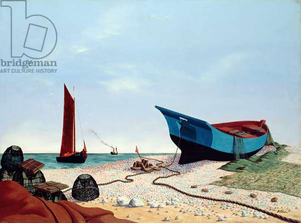 Fishing Boats, 1947