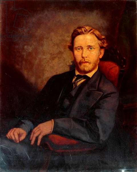 Joshua Craven of Thornton (oil on canvas)