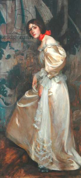 The Stairs, c.1899 (oil on canvas)