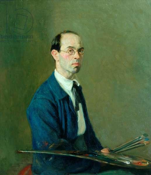 Self Portrait, c.1906 (oil on canvas)