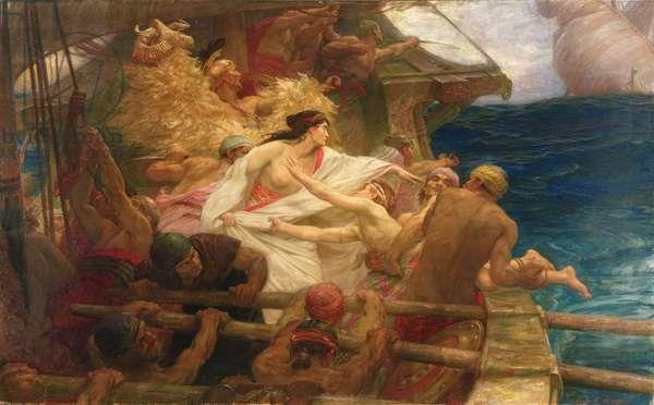 The Golden Fleece, 1904 (oil on canvas)