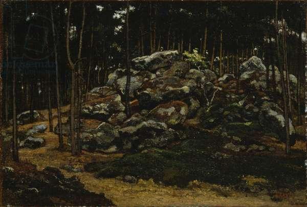 Rochefort (oil on canvas)