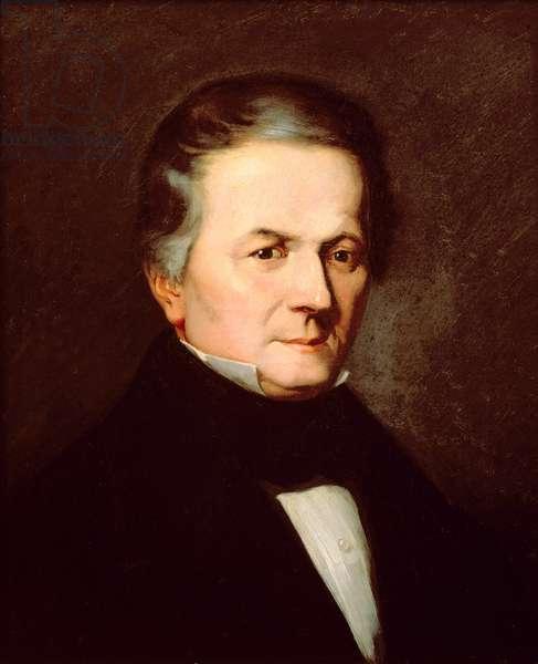 Dr Vaudeville, 1841 (oil on canvas)