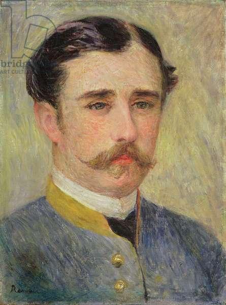 Monsieur Charpentier (oil on canvas)