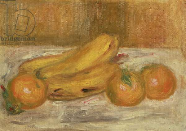 Bananas and Oranges, c.1913 (oil on canvas)