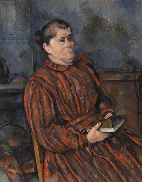 Portrait of a Woman, c.1898 (oil on canvas)
