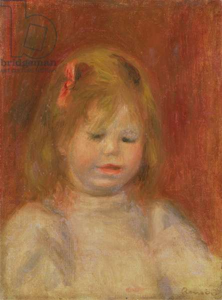Coco, c.1903 (oil on canvas)