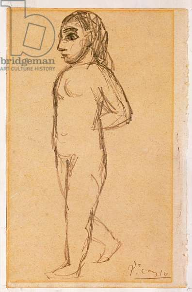 Nude (pencil on paper)