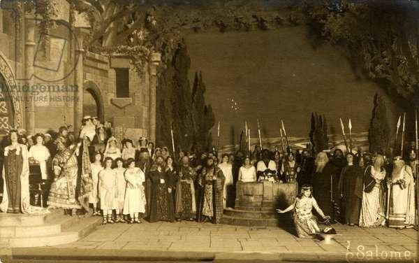 STRAUSS  Richard 's opera  SALOME