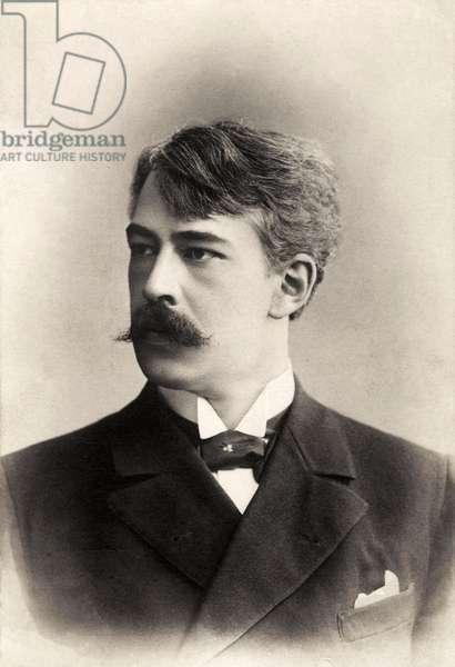 Konstantin (Constantin) Stanislavsky - portrait