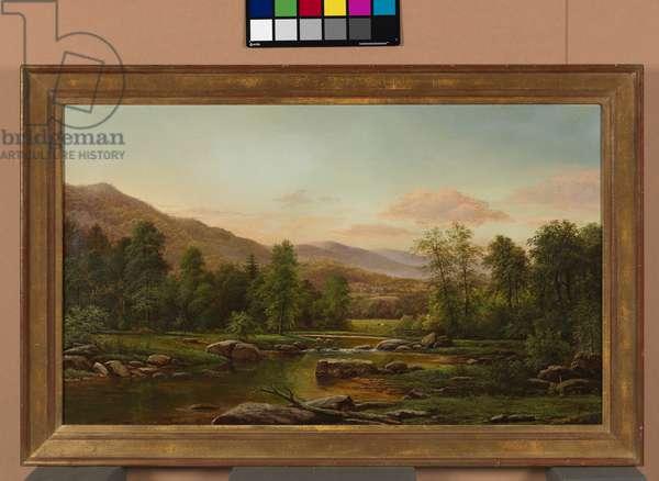 Landscape, 1874 (oil on canvas)