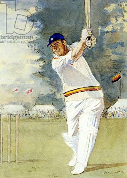 Colin Cowdray (1932-2000) (colour litho)