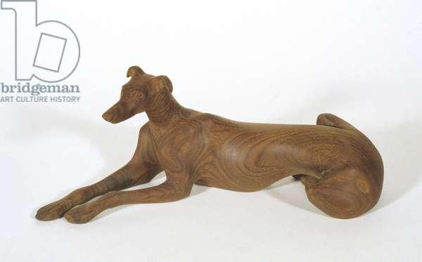Greyhound (Afromosia Wood)