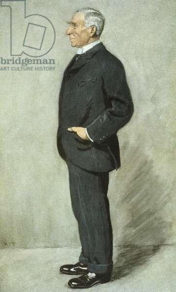 John Porter (coloured lithograph)