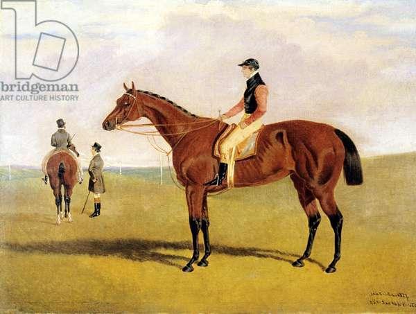 'Matilda' with Robinson, 1827 (oil on canvas)