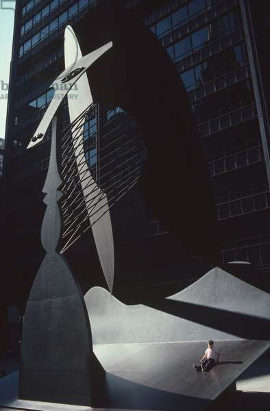 The Picasso, Daley Plaza, Chicago (photo)