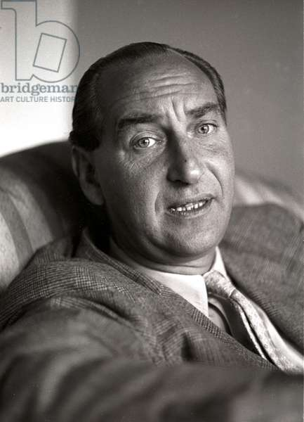 Nigel Balchin, September 1953 (b/w photo)